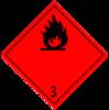 """Опознавательный знак """"Знак опасности"""""""